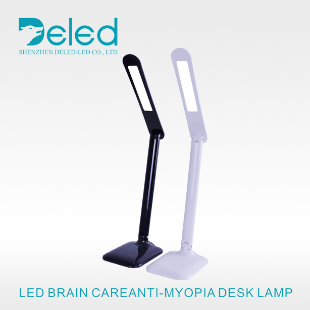 Flexible arm LED desk lamp  - H802