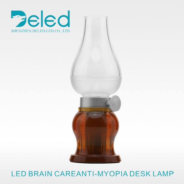 Blow control LED desk lamp - W3